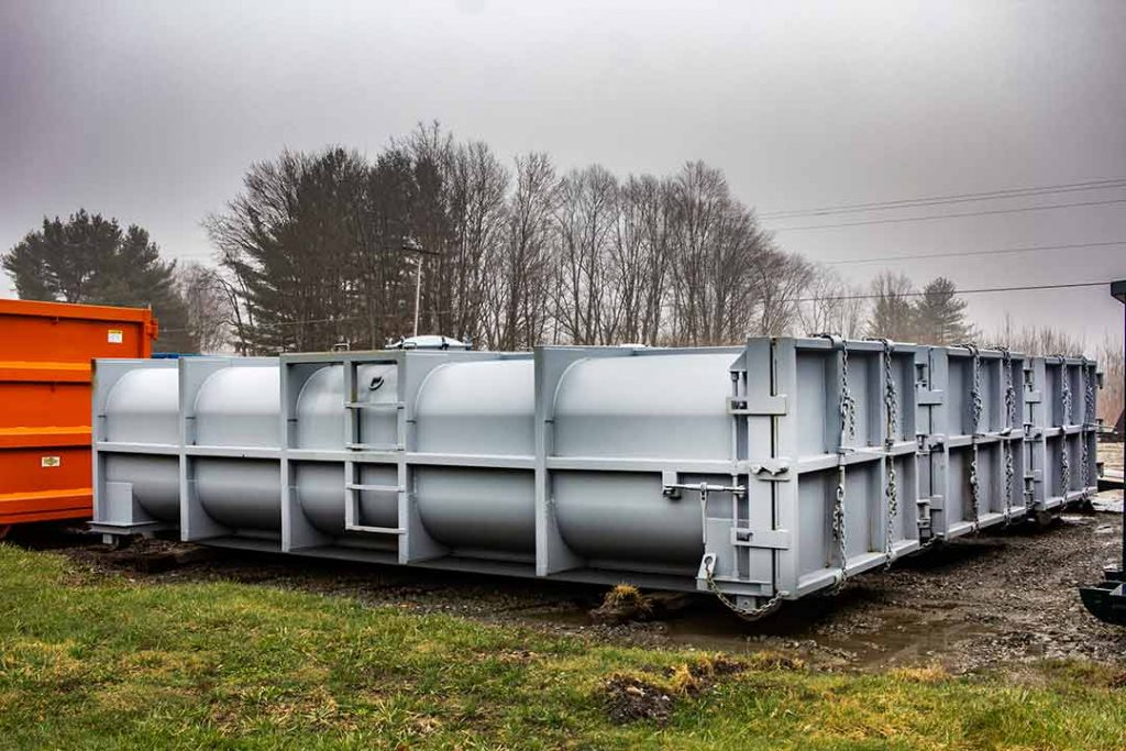 Vacuum Tanks that are primed only in order to sell and fabricate as requested